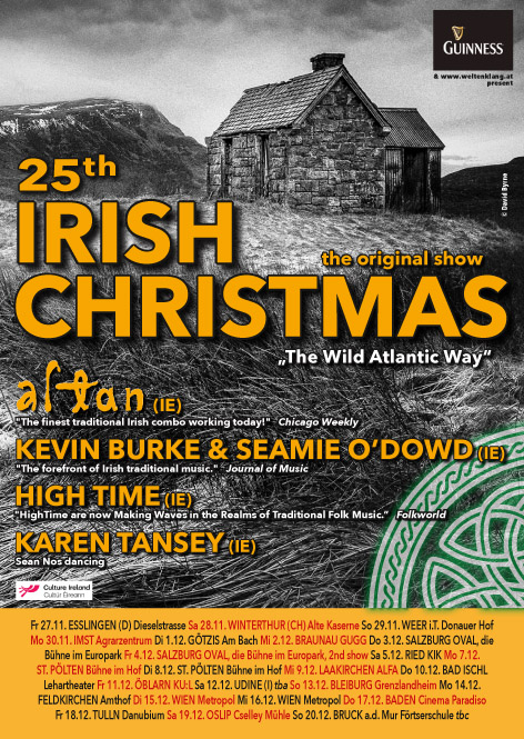 25th Guinness IRISH CHRISTMAS - the original show